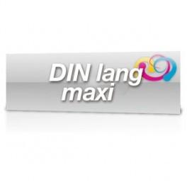 Postkarte DinLang-Maxi